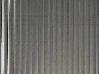 4-6mm Reeded Patterned Glass