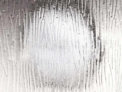 Charcoal Stick Patterned Glass