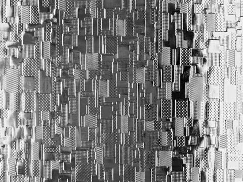 Digital Patterned Glass