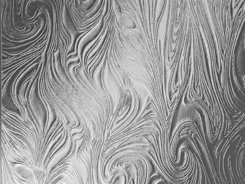 Tafetta Patterned Glass